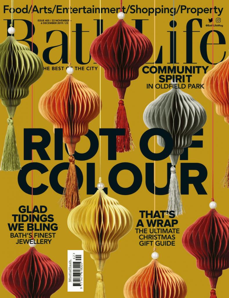 Bath Life Dec 19 Press Front Page